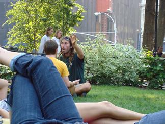 spiritual healer in new york city union square