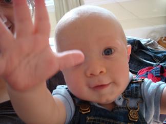 dashiell uses his magic hands