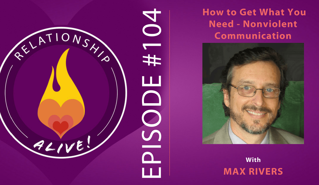 104: How to Get What You Need – Nonviolent Communication with Max Rivers