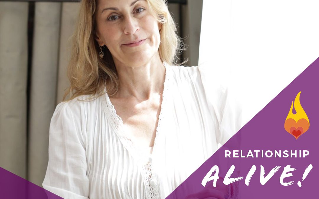 160: The Four Noble Truths of Love and Relationship – with Susan Piver