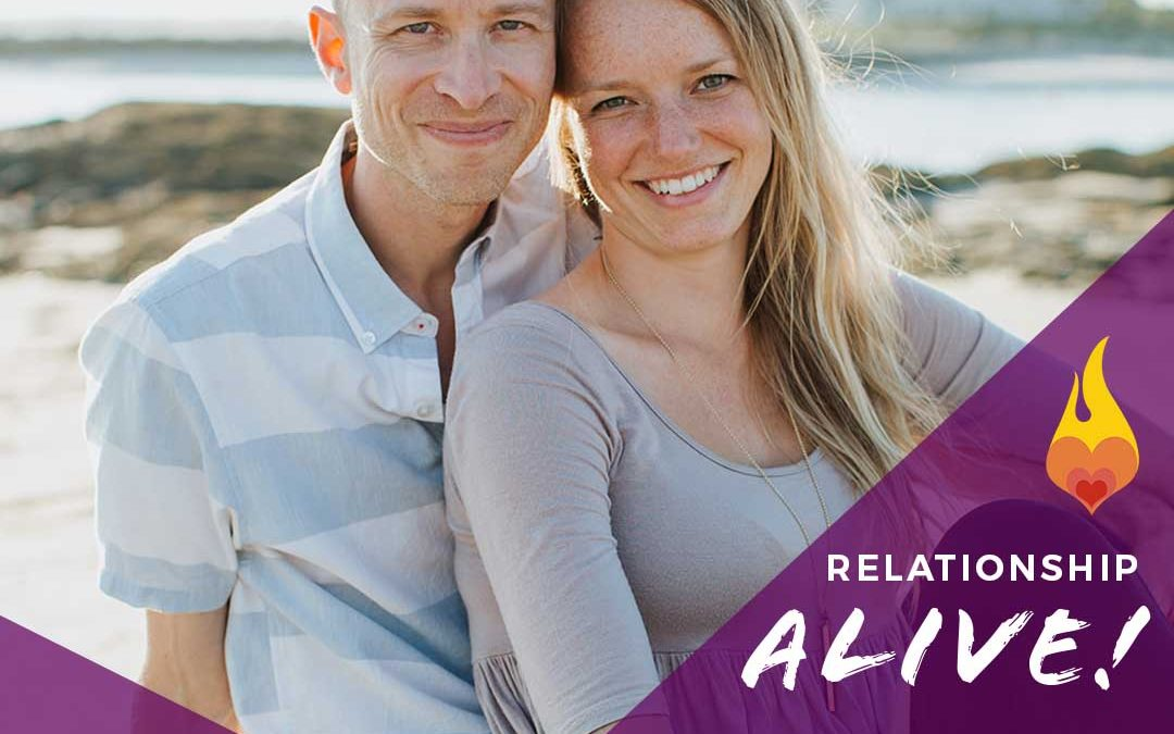 169: Choose Intimacy Over Fear – Core Relationship Principles #4 – with Chloe Urban and Neil Sattin