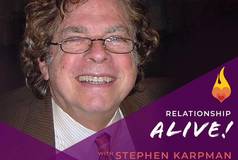 210: How to Escape the Drama Triangle – with Stephen Karpman