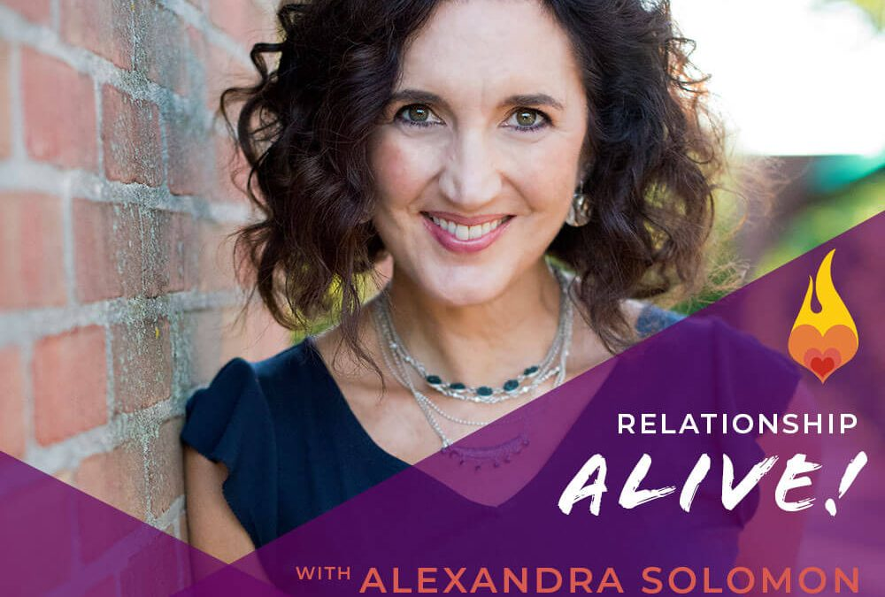 220: Reclaiming (and Enjoying) Your Sexual Self – Taking Sexy Back with Alexandra Solomon