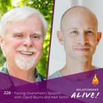 228: Facing Overwhelm – Session with David Burns and Neil Sattin